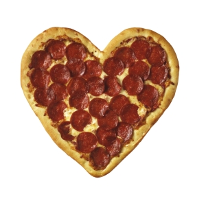 Heart-shaped-pizza-shot